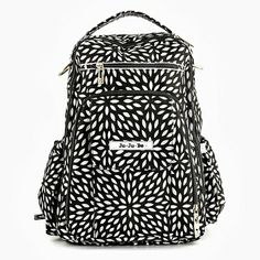 This backpack is great for the mom on the go!