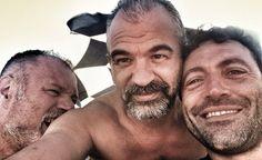Me, Davide & Roberto