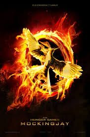 When the first movie came out, I was looking at movie poster and this came up but know it is a different poster. Also on Tyler Strosnider's Hunger Games board