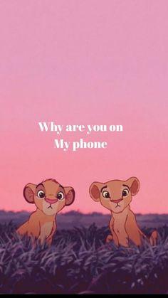 Funny phone wallpaper | Etsy