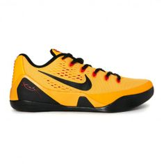 Nike Kobe 9 Nsw Lifestyle Bruce Lee 646701-700 Sneakers — Basketball Shoes at CrookedTongues.com