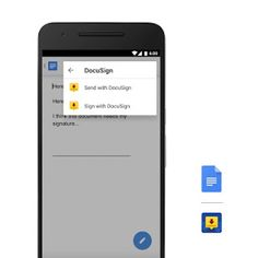 Google announces Android add-ons for Docs and Sheets. #Chrome #ChromeOS #Google @MyAppsEden  #Android #MyAppsEden