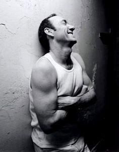 Kevin Spacey - wha-wha-WHAAAAAAAAT! Those arms! I just- I-I-I'm speechless!