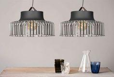 Industriele Lampen Outlet : Industriële hanglampen interieur wonen