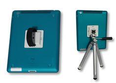 iPad camera/tripod mount