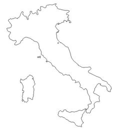 17 Blank Maps of the United States and Other Countries - Inspirierende Tattoos Map Outline, Tattoo Outline, Maps For Kids, Map Tattoos, Italy Map, United States Map, Couple Tattoos, Tatoo, Geography