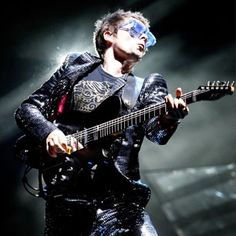 Muse - Matt Bellamy