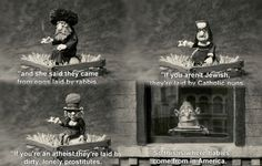 [read the review of] Mary and Max (2009)