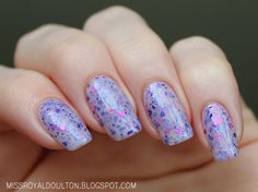Hey You  Hand Mixed Nail Polish 15ml .5oz by DIFFERENTdimension, $8.50