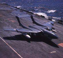 892 Sqn. HMS Centaur 1964. 4th Commission. General Flying Stations. archive Trevor Brown