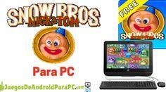 como descargar Snow Bros para PC Google Play, Snow, Traditional Games, Snowball, Club America, Wedges, Eyes, Let It Snow