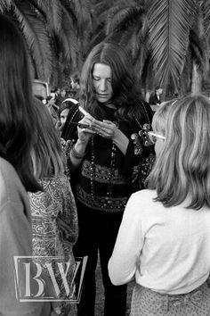 Baron Wolman's Janis Joplin, 1967 silver gelatin