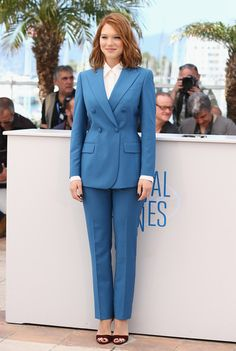 """Lea Seydoux Actress Lea Seydoux attends the """"Saint Laurent"""" photocall during the 67th Annual Cannes Film Festival on May 17, 2014 in Cannes,..."""