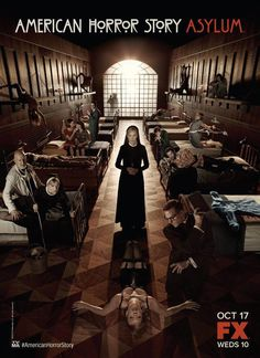 American Horror Story Asylum 2012 Set in 1964, AHS: Asylum takes you into a Church-run haven for the criminally insane, ruled with an iron fist by Sister Jude.
