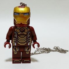 LEGO Superheroes Big Figures Flashlight Chain Necklace Gift for Children DIY #Unbranded Holiday Fashion, All About Fashion, Fashion Necklace, Diys, Lego, Pendants, Pendant Necklace, Chain, Shopping