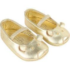 fb57aa428accc Ballerines dorées. Chaussures FilleChaussure EnfantBallerines ...