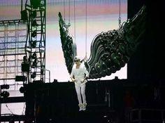 Justin Bieber's Believe Tour.