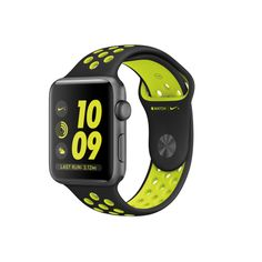 Apple Watch Nike+ Features Apple Watch Series 2, Exclusive Nike Sport Bands and…