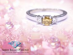 Add some sparkle to your finger with this stunning diamond ring. 18K white gold with total 0.54 ct Belgium cut diamonds.