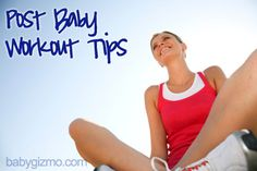 10 Easy Ways To Get Back in Shape After A Baby : Baby Gizmo Blogs