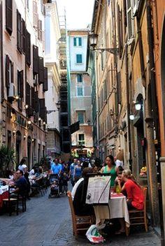 recommendations for pizza, pasta, gelato in Rome & Amalfi coast