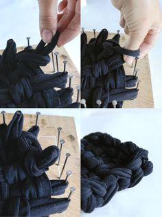 Technique de tressage du tawashi pour fabriquer soi-même une éponge !