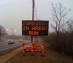 Now this is a warning sign!