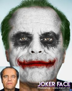 In questo tutorial con Photoshop andremo a vedere come realizzare un volto stile Joker, il celebre antagonista del...