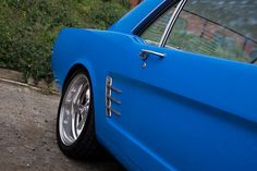 1966 Mustang.