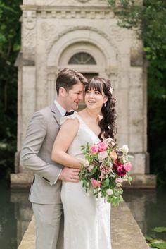 Relaxed, Refined & Romantic: Vanessa & Niall's Cliff at Lyons Wedding | OneFabDay | Studio Brown | Ireland Wedding Photographer