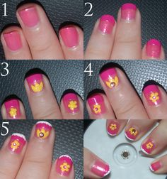 princess peach- maybe a nail station for the girls