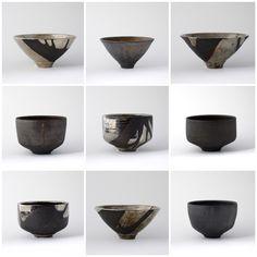 橋本忍 Pottery Plates, Ceramic Pottery, Pottery Art, Pottery Gifts, Ceramic Pots, Ceramic Clay, Ceramic Painting, Japanese Ceramics, Japanese Pottery