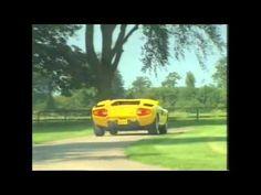 Old Top Gear 1991 - Lamborghini Countach 20th Anniversary