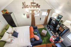 Check out this awesome listing on Airbnb: Private Cottage NASHVILLE - Houses for Rent