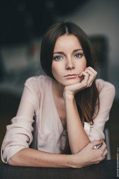 Anna by Maxim  Guselnikov on 500px