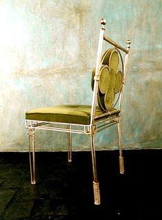 My Brass chair fetish #7: Venezia