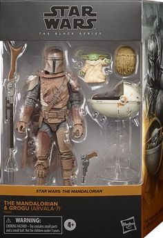 Star Wars Clone Wars, Black Series, Mandalorian, Action Figures, Stars, Fictional Characters, Sterne, Fantasy Characters, Star