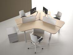 Alea Office Atreo Series 2, 8 week lead time