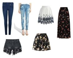 """boho2"" by nastyanotnoisy on Polyvore featuring мода, True Religion, Chicwish, RED Valentino, Sans Souci и Miss Selfridge"