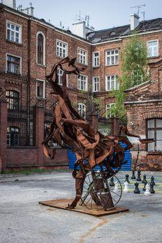 Koneser, Ząbkowska St, Warsaw, Poland Warsaw Poland, Other Countries, That Way, Graffiti, Street Art, Places To Visit, Journey, World, Travel