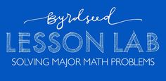 A half-day, highly interactive workshop focused on solving your biggest problems teaching math!