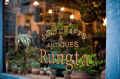 Rungta(ルンタ) | HAND CRAFT&ANTIQUESのお店【経堂】