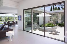 Source d'Inspiration pour vos projet de vérandas et de baies vitrées