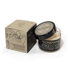 Pachamama athletic rub cbd 500 mg 2 oz jar