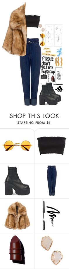 """new year; new life"" by lacypond ❤ liked on Polyvore featuring Retrò, Rachel Comey, Bobbi Brown Cosmetics, Anastasia Beverly Hills, Kendra Scott, contestentry and polyPresents"