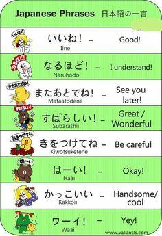 Japanese Phrase