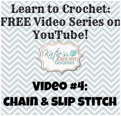 chain and slip stitch