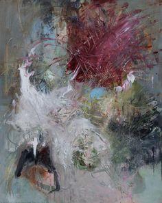 """Acrylic on Canvas 24""""x 30"""",  Leslie Newman"""