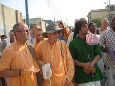 BB Govinda swami and Giriraj swami International Society, Krishna, Memories, Hare, Consciousness, Purpose, Bb, Waiting, Quote