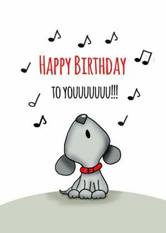 Happy Birthday Greetings Friends, Happy Birthday Wishes Photos, Happy Birthday Art, Snoopy Birthday, Birthday Wishes Quotes, Happy Birthday Messages, Funny Birthday Cards, Happy Birthday Greeting Cards, Happy Birthday With Dogs